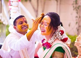Fairytale Love Story of our Chinese bride Emma & Indian groom Siddharth